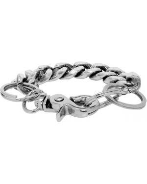 Bransoletka łańcuch ze srebra Martine Ali