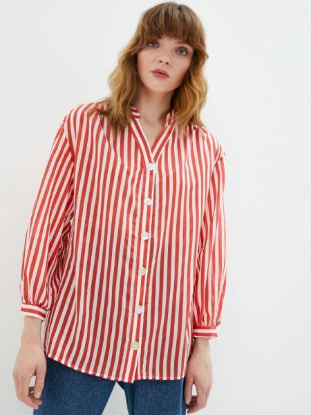 Красная блузка с длинным рукавом с длинными рукавами Lc Waikiki