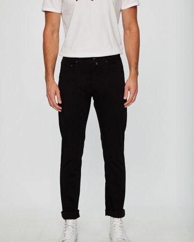 Прямые брюки с карманами с поясом Pierre Cardin