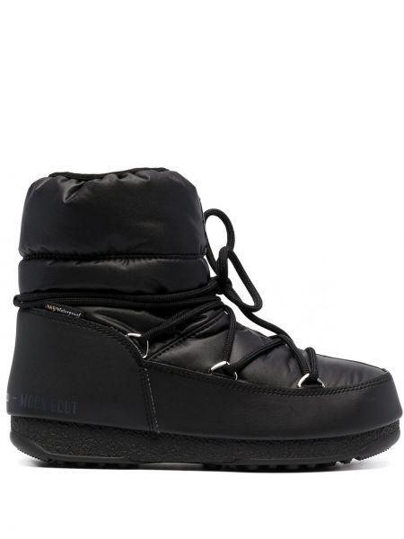 Дезерты - черные Moon Boot