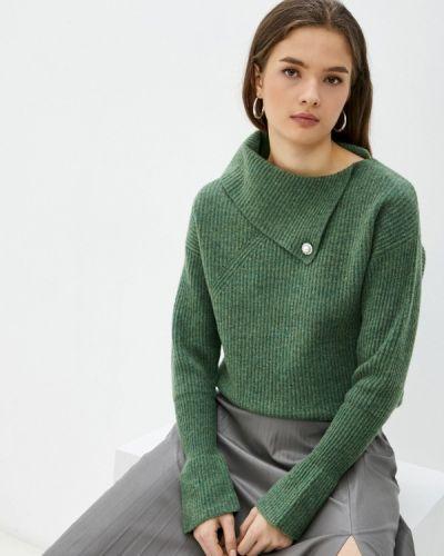 Джемпер - зеленый Rodier
