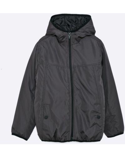 Куртка теплая серая Brave Soul