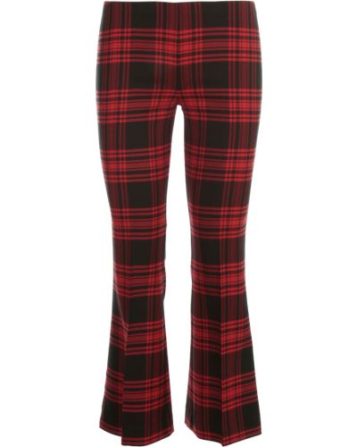 Czerwone spodnie Parosh