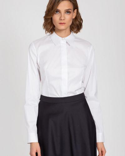 Блузка приталенная классическая Vassa&co