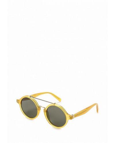 Солнцезащитные очки круглые Celine