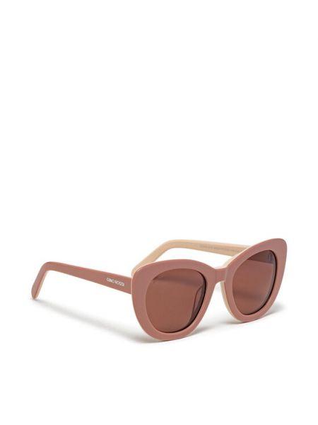 Różowe okulary Gino Rossi