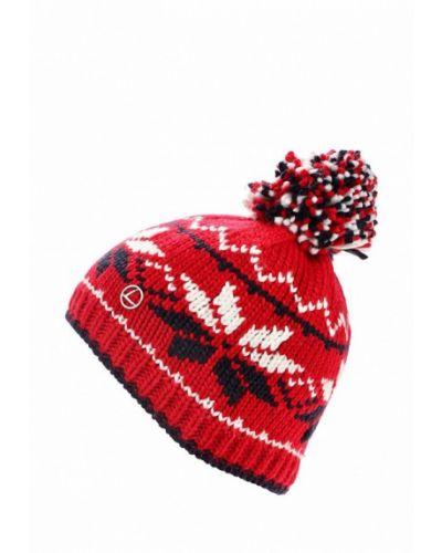 Красная шапка осенняя Luhta