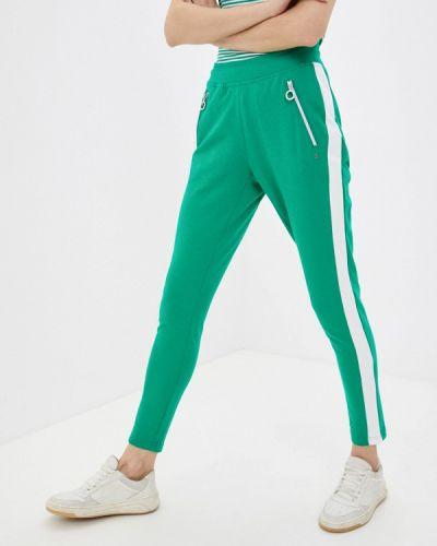 Зеленые спортивные брюки Luhta