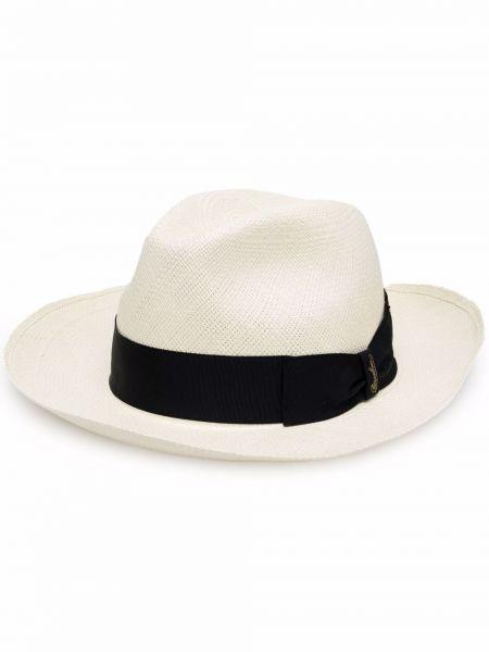 Соломенные шляпа Borsalino