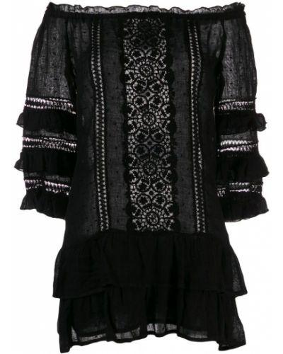 Платье мини с открытыми плечами Temptation Positano