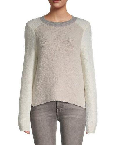 Długi sweter wełniany z długimi rękawami Rag & Bone
