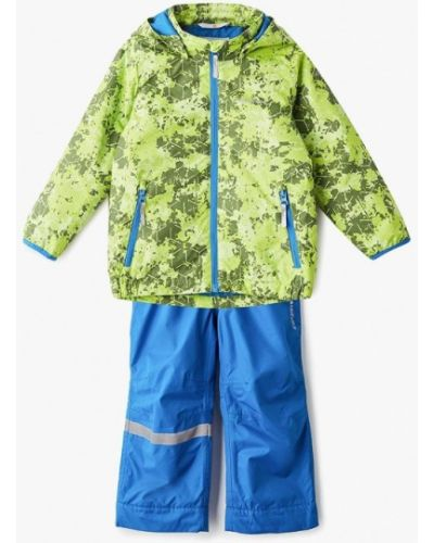 Комбинезон зеленый синий Icepeak