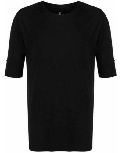 Czarny t-shirt Thom Krom