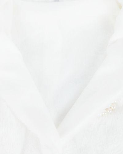 Болеро детский белый Santa&barbara