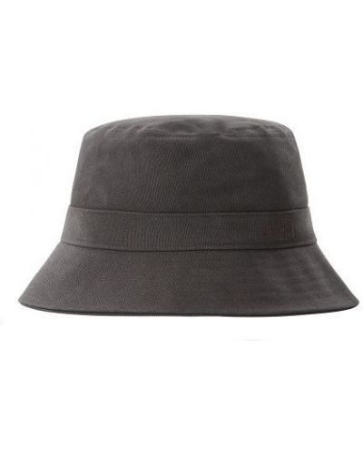 Szara czapka bawełniana The North Face