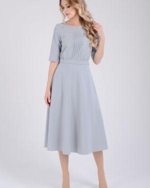 Платье с поясом платье-сарафан на молнии Zip-art