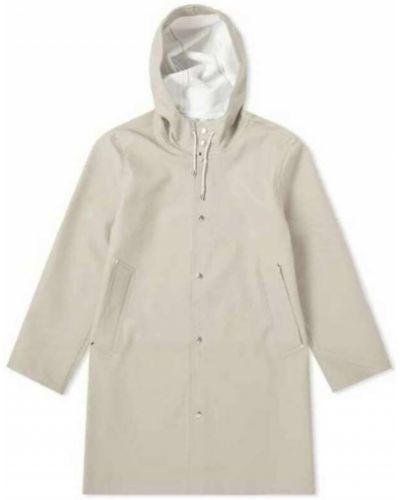 Płaszcz przeciwdeszczowy - biały Stutterheim