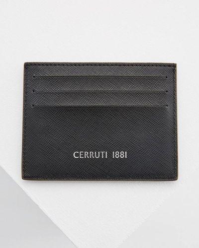 Визитница черный Cerruti 1881