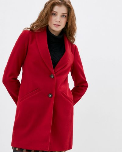 Красное пальто Dorothy Perkins