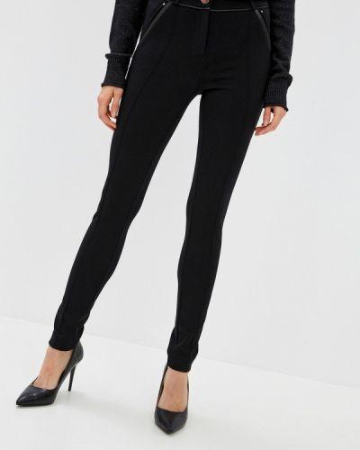 Черные зауженные брюки Wallis