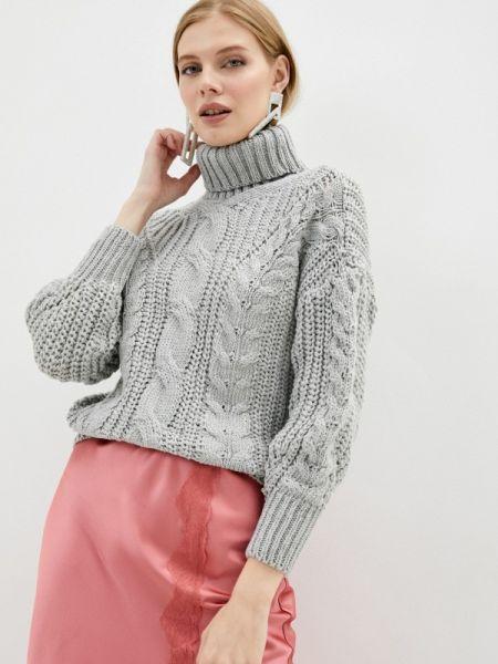 Серый свитер Liana