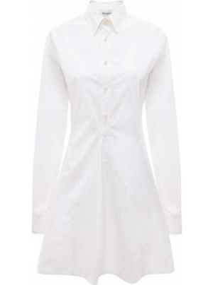 Платье макси на пуговицах классическое Jw Anderson