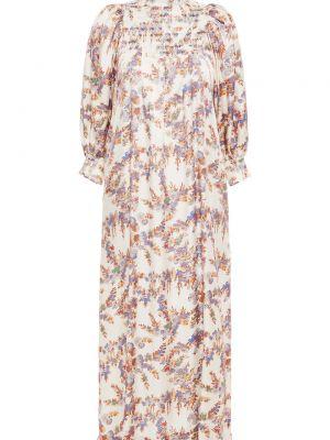 Sukienka midi z wiskozy Bytimo