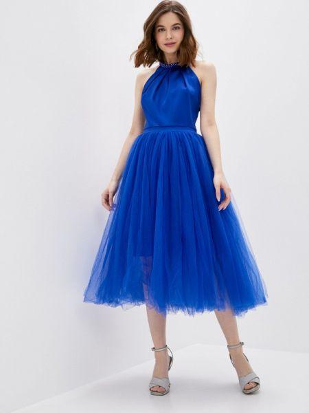 Вечернее платье - синее Nothing But Love