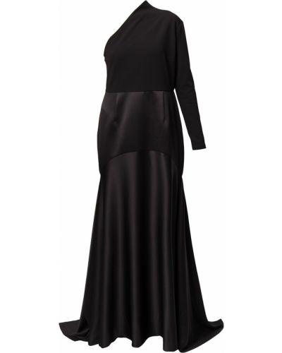 Платье макси - черное Solace London
