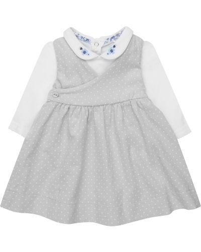 Платье в горошек Mothercare