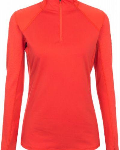 Спортивная футболка приталенная красный The North Face