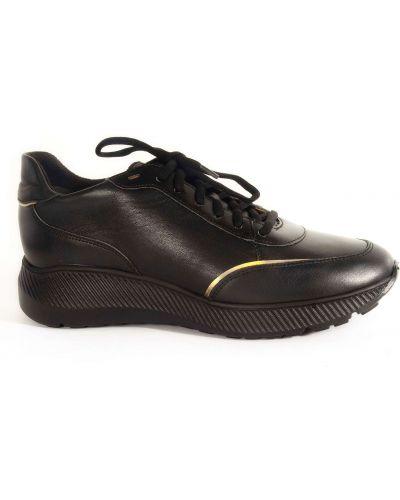 Кроссовки - черные Rylko