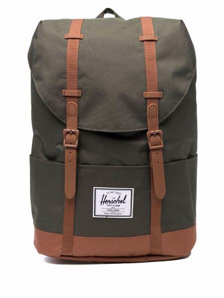 Plecak z klamrą - zielony Herschel Supply Co.