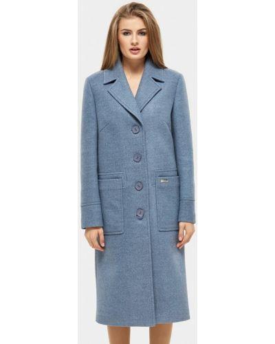 Пальто - голубое Danna