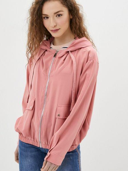 Розовая облегченная куртка Adrixx