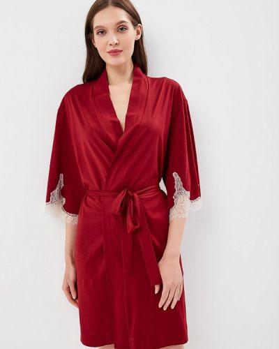 Домашний халат - красный La Dea Lingerie & Homewear