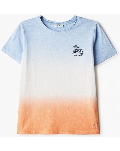 С рукавами футболка Sela