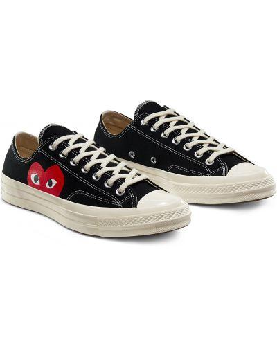 Топ - черный Converse