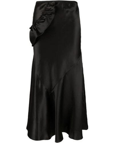 Czarna spódnica Simone Rocha