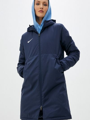 Утепленная куртка - синяя Nike