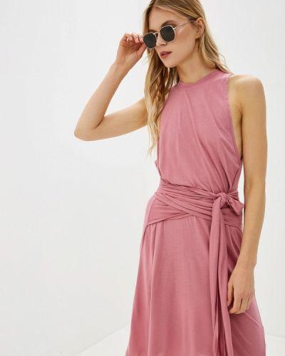 Платье розовое платье-майка Alcott