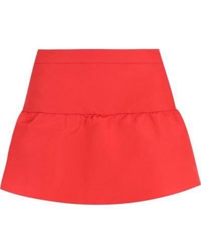 Красные короткие шорты Redvalentino