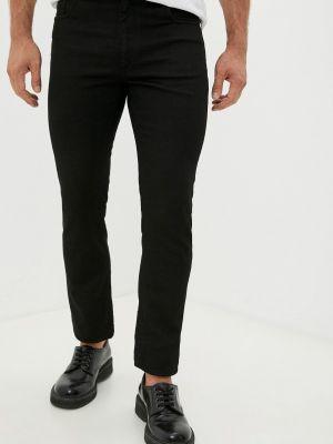 Черные джинсы осенние Billionaire