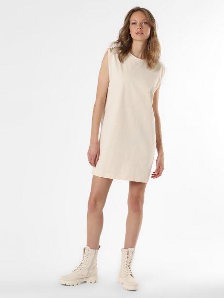 Beżowa sukienka Edited