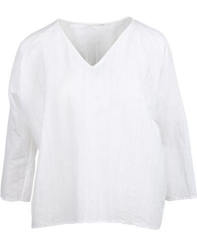 Biała bluzka Pomandere