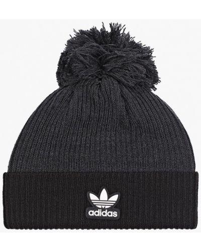 Шапка - черная Adidas Originals