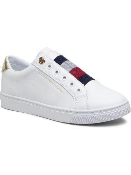 Białe majtki Tommy Hilfiger