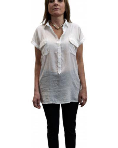 Biała koszula nocna Mason's