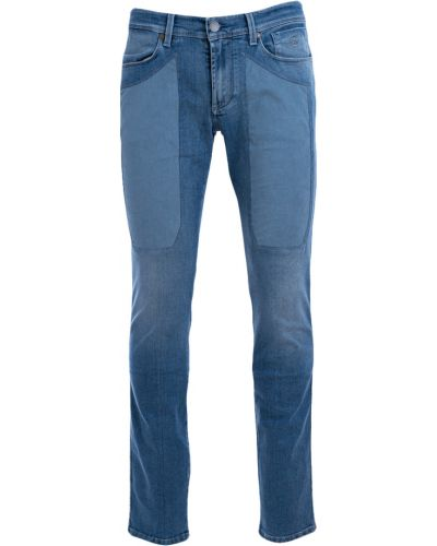 Niebieskie spodnie Jeckerson