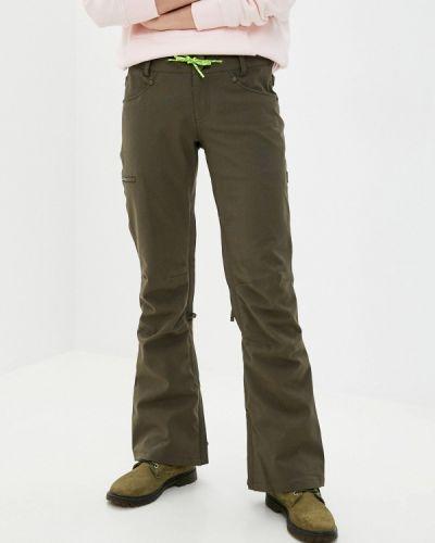 Зеленые горнолыжные брюки Dc Shoes